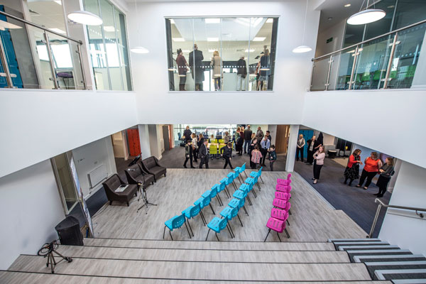 Chester International School conference space