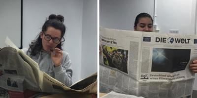 Die Presse in Deutschland -  the German Press