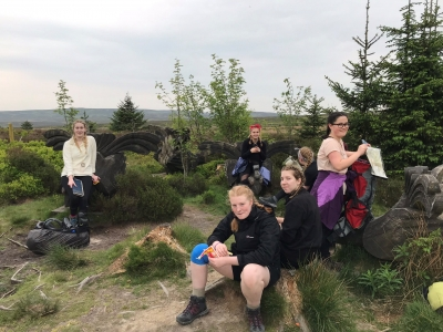 Our first Duke of Edinburgh expedition